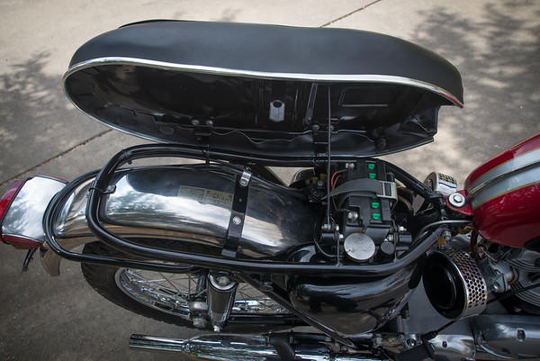 Triumph T120R eBay