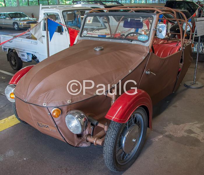 1966 Velorex 16-350