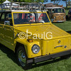 1973 Volkswagen Type 181 Thing Convertible