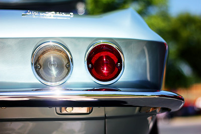 1966 Corvette owned by Jerry Seavy. © 2010 Joanne Milne Sosangelis. All rights reserved.