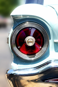 1962 Ford Fairlane. © 2010 Joanne Milne Sosangelis. All rights reserved.