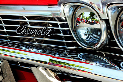 1965 Chevy Impala owned by Curtis Stacy. © 2010 Joanne Milne Sosangelis. All rights reserved.