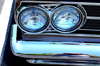 1964 Pontiac GTO owned by Tim and Katie Lawrence. © 2010 Joanne Milne Sosangelis. All rights reserved.
