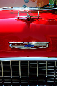 1955 Chevy 210 owned by James Morgan. © 2010 Joanne Milne Sosangelis. All rights reserved.