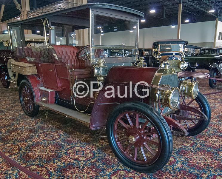 1907 Westinghouse Model 40 Demi-Limousine