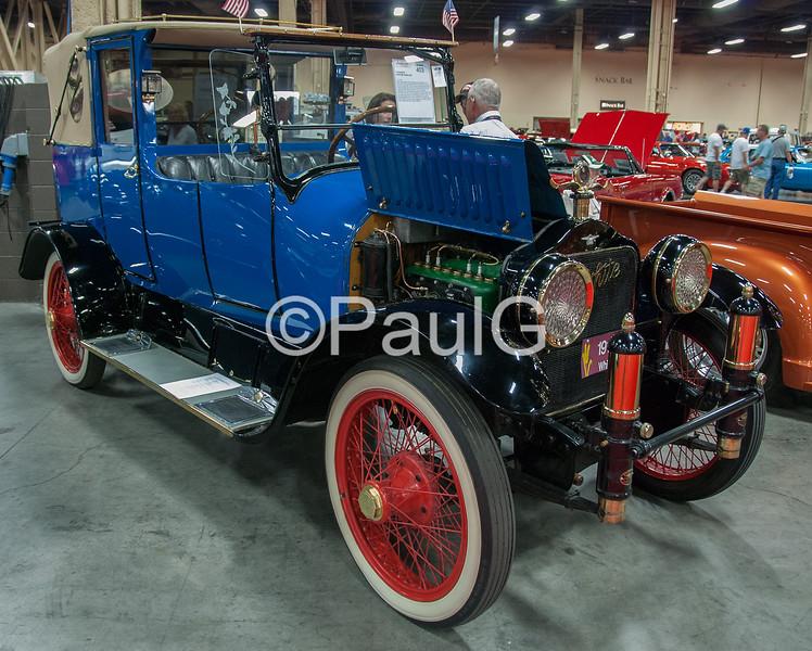 1915 White Custom Town Car