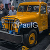 Willys Tow Truck