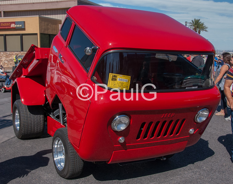 1963 Willys FC150