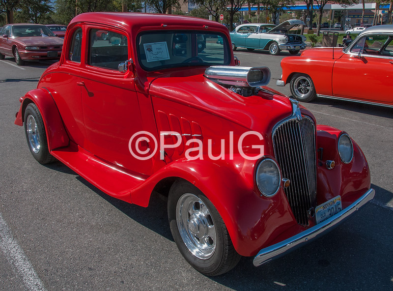 1933 Willys Coupe