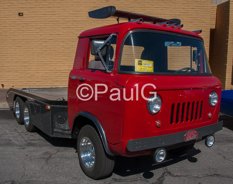 1962 Willys FC170