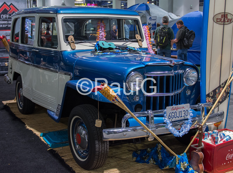 1960 Willys