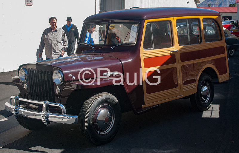 1949 Willys Jeep Station Wagon