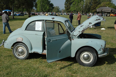 If all the beautiful British cars wetted your appetite, here is a fixer upper fresh from the desert for $1650