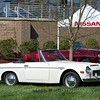 Front: 1960 Datsun 1600 Roadster Back: 1961 Fairlady 1200 Roadster