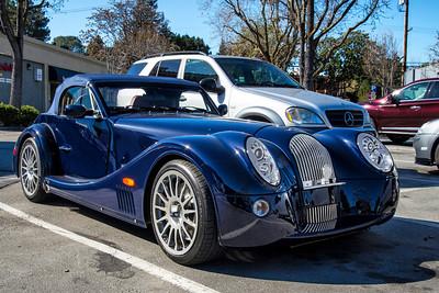 The Morgan Aero Coupe (British)