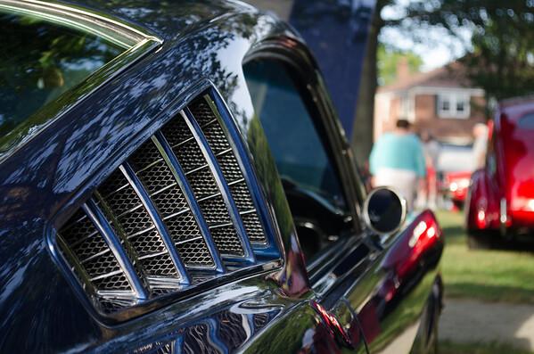 Restored Mustang