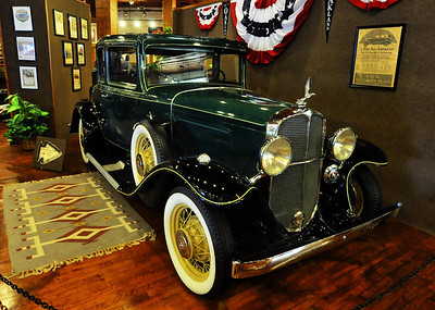 1931 Oakland Sport Coupe