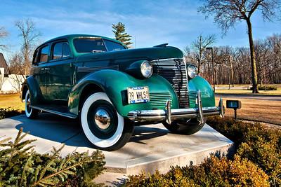 1939 Chevrolet Master Sedan