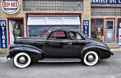 1940s Buick Master Deluxe