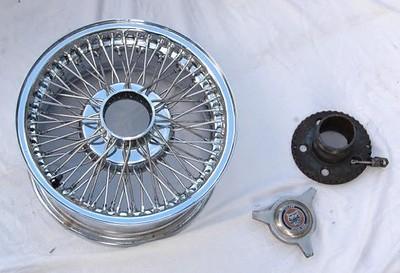 Stahlbush Jaguar Wheels