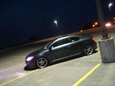 2009 Scion night shoot