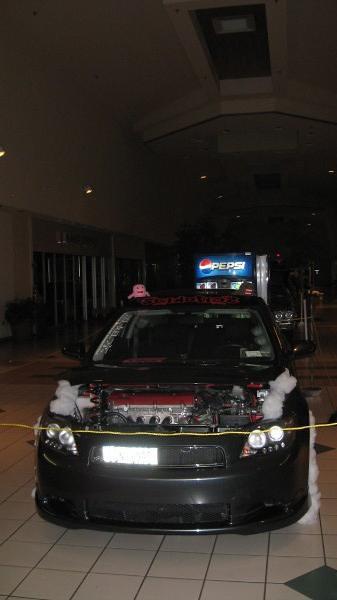 2009 Street Machines mall show