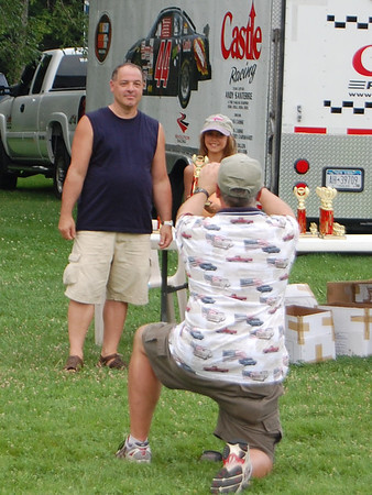 2010 Spencerport Canal Days auto show