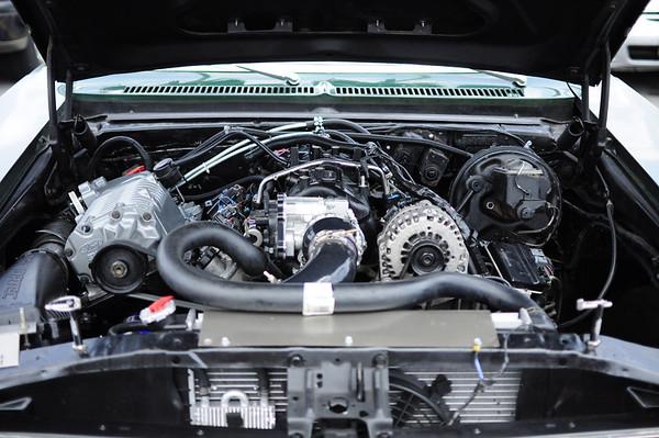 2013 AutoZone Car Show