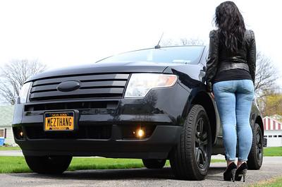 Alex's Ford Edge