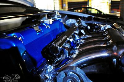 Jay Speed's Acura RSX - 2012