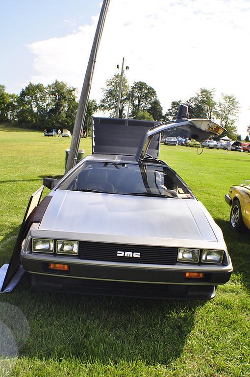 Mendon Auto Show 2011