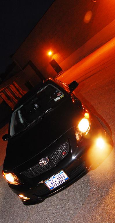 Miguel Bermudez's Toyota Corolla