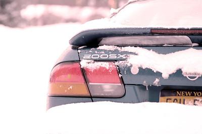 My 200SX Winter Beater
