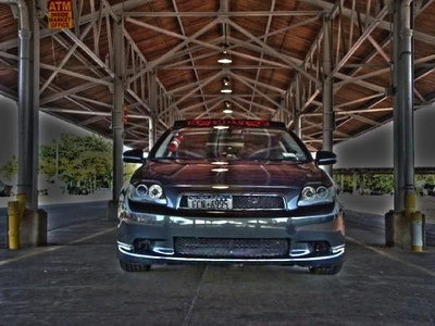 My car in HDR