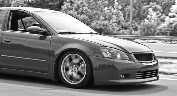 Sam Monti's Nissan SE-R