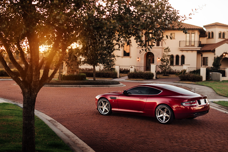 Ferrada Aston Martin