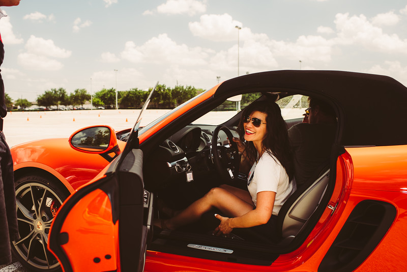 Porsche Destination Drive Houston 2016