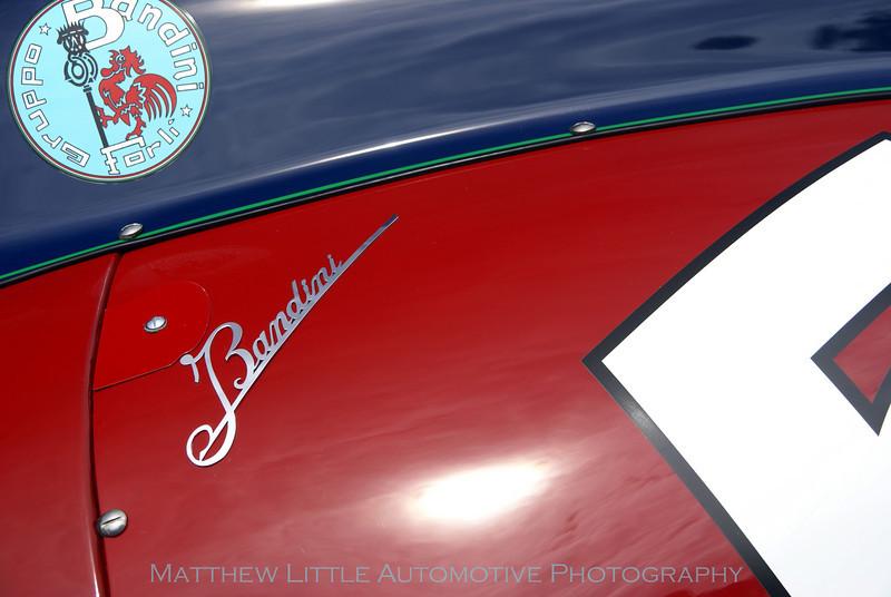 1959 Bandini Formula Junior