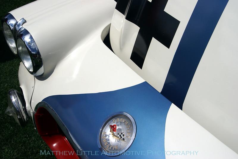 1960 Camoradi Le Mans Corvette
