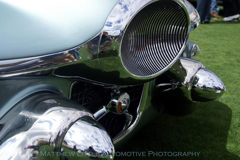 General Motors 1951 LeSabre Concept Car