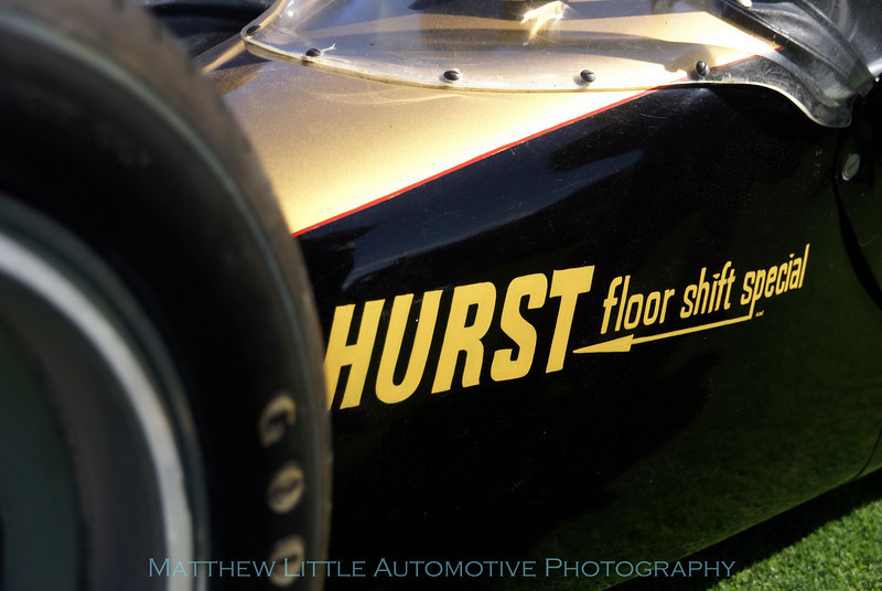 Smokey Yunick Hurst Floor Shift Special