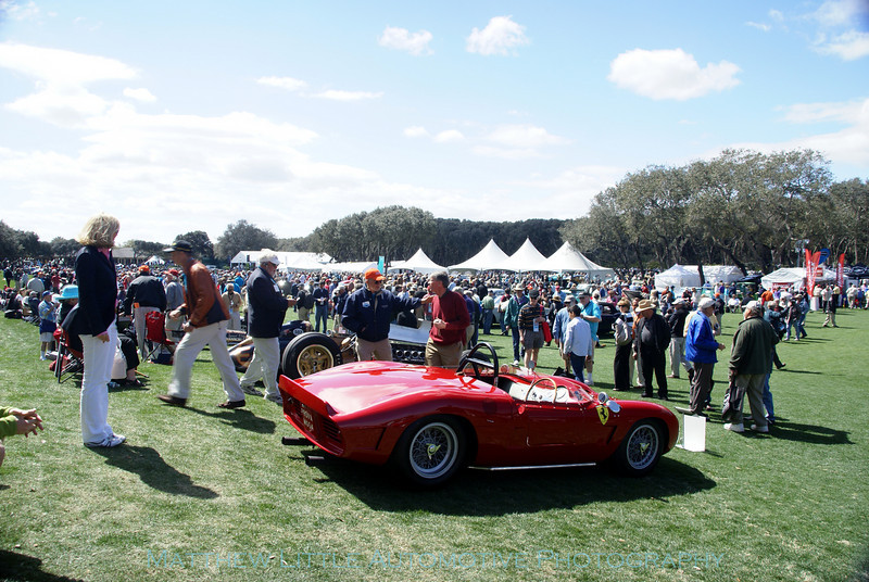1962 Ferrari Dino 196 SP