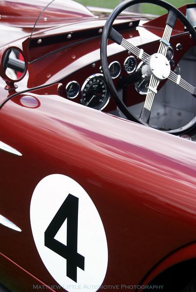 1953 Allard JX2 Cadillac Le Mans