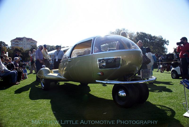 The 1969 Fascination Prototype Two-Door Sedan