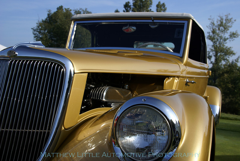 1934 Ford Golden Nugget Coupe