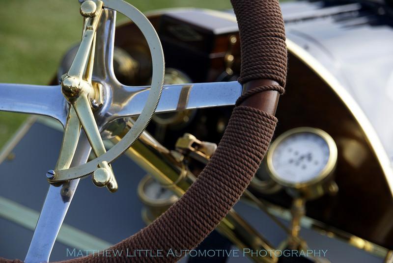"""1911 EMF """"30"""" Racer detail"""