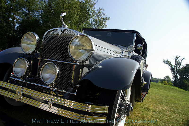 1928 Hudson Super Six convertible sedan