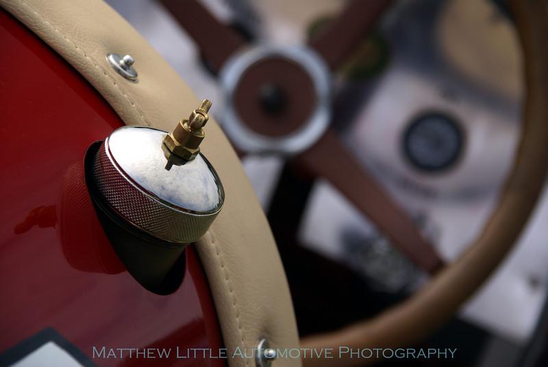 1932 Simplex Piston Ring Special detail