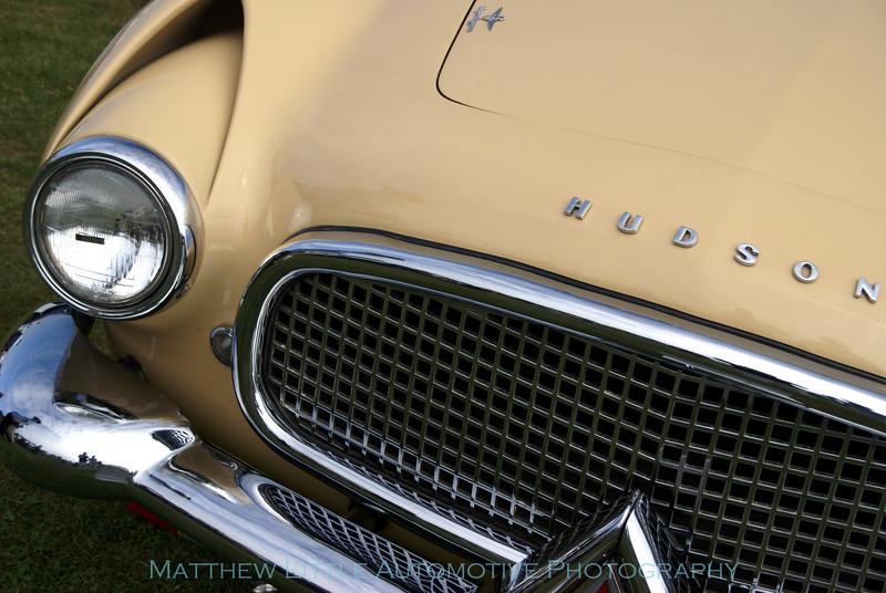 1954 Hudson Italia detail