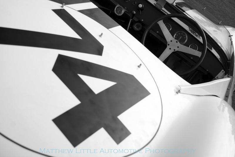 1957 Lotus Eleven LeMans Roadster detail